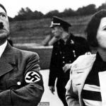 Leni Riefensthal e Adolf Hitler
